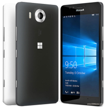 "100%  Original Microsoft Lumia 950 20MP Camera NFC Quad-core 32GB ROM 3GB RAM mobile phone LTE FDD 4G 5.2"" 2560x1440 pixels"
