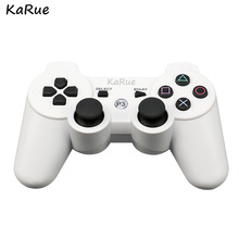 KaRue For Sony PS3 Controller Wireless Bluetooth Dual Vibration Gamepad For Sony Playstation 3Console Controle Joystick(China)