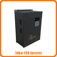 CE Approved 30KW Frequency Inverter 50hz to 60hz / Variable Frequency Converter/3 Phase 380V Frequency Inverter--Free Shipping(China)