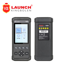 Original Launch CReader 7001 Code Reader Diagnostic-tool CR7001 DIY Scanner Meet all OBD/EOBD protocols one year free warranty