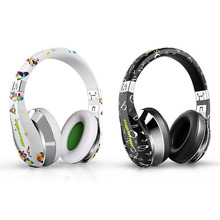 2017 Rushed Earphones Original Bluedio A(Air) New Model Bluetooth Headphones/wireless Headset Fashionable Headphones for Mp3(China)
