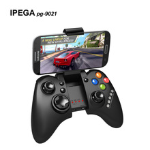 2017 Joystick ipega pg-9021 pg-wireless bluetooth gioco controller di gioco per Android/iOS MTK phone Tablet TV BOX PC Joystick
