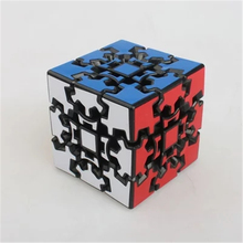 3x3x3 Mixup Gear Cube 3D Puzzle Cubes Educational Toy Special Toys For Children Magic Cube Smooth Professional Puzzle 701258