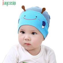 Cute New Baby Caps Kid Baby Boy Girl Toddler Infant Hat Bee Baseball Beret Cap Smile Face Feb03