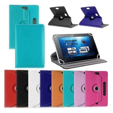 For MODECOM FREETAB 9004/9000 9inch 360 Degree Rotating Universal Tablet PU Leather cover case(China)