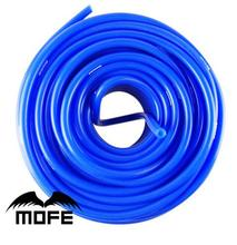 7.15 Mofe 5meter 3mm/4mm/6mm/8mm silicone vacuum hose tube pipe for car black bule red yellow