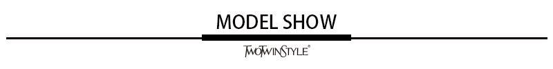 3-MODEL SHOW
