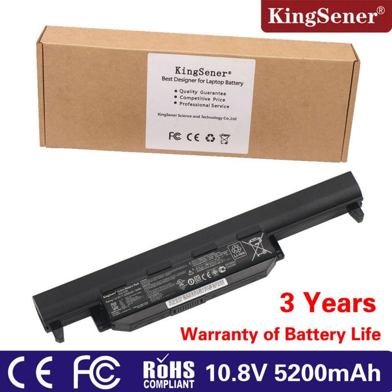 10.8V 5200mAh KingSener A32-K55 battery For Asus A45D A45V A75A A75V K45N K45V K55V K75A K75D R400N X45A X55C X55U R500V A41-K55<br>