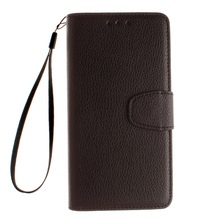 Luxury Lichee Stand Flip Wallet PU Leather Mobile Phone Case For Huawei Ascend P8 GRA-L09 GRA-UL00 Capa Coque Skin Covers Bags