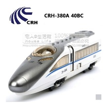 High Simulation Model Toys: CRH-380A Harmony EMU Locomotive Model Alloy Train Model Excellent Gifts