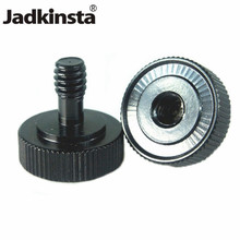 Jadkinsta 1/4 Male to 1/4 Female Screw Adapter for L Type Flash Bracket Photo Studio Tripod Camera Accessories(China)