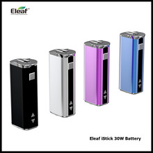 Buy Eleaf iStick 30w Battery 2200mAh Capacity Vape Mod E Cigarette Fit Melo Atomizer Original iSmoka iStick 30 VS iJust S for $26.50 in AliExpress store