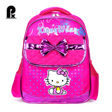 Kindergarten Children School Bag Cartoon Hello Kitty Backpacks Princess School Bags Kids Satchel Girl Backpacks Mochila Escolar
