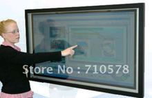 65 inch Infrared Touch Panel Multi Touch / interactive touch screen frame-4 Points / Fast Shipping.Stable and no drift