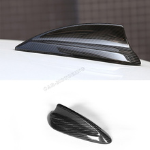 F15 X5 Auto Roof Antenna Aerial Shark Style Carbon Fiber Car Styling for BMW F15 X5 2014 2015 2016