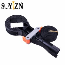 Multi-Function clamps for woodworking tools Belt Clamp Polygons Angle Clip With 4M Long Belt And TPR Non Skip Handle ZK209