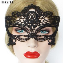 1pc Black Lace Masks Sexy Lady Eye Mask For Halloween Prom Masquerade Fashion Party Masks Event & Party Suppliers