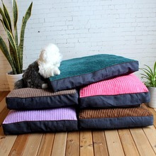 High Quality Soft Warm 5 Colors Dog Cushion Cover Pets Beds House For Dog Comfortable Large Dog Bet Cat Sleeping Mat Sofa Kennel