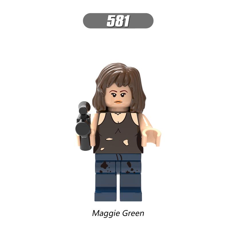 XH581-Maggie Green
