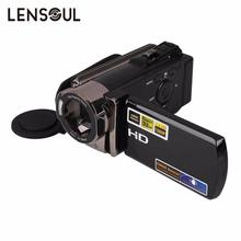 lensoul lensoul 3.0 Inch LCD Screen 16x Zoom 1080P 16MP Digital Camera Party Activity Family Video Recoder Camcorder DV DVR(China)
