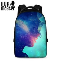 HUE MASTER Super cool laptop bag High capacity Can store 15.6-inch laptop Travel business  design is reasonable backpack