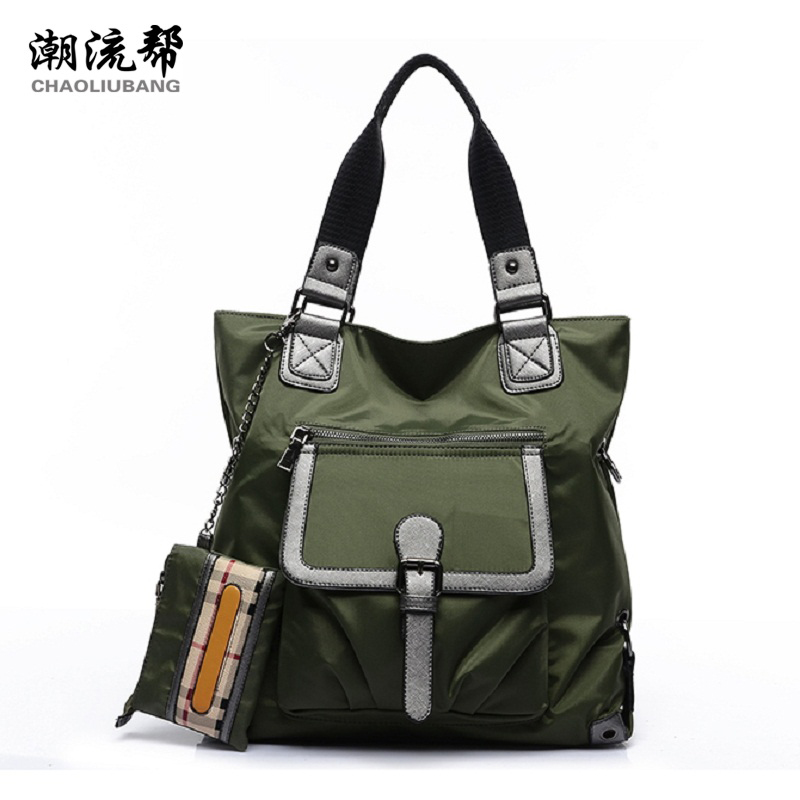New Large Capacity Hobos Bag For Women Waterproof Multifunction Nylon Bag Shoulder Messenger Bag Designer Casual Tote CLB15-212<br><br>Aliexpress