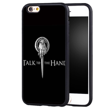 Game Thrones Tv Series case cover For Samsung s4 s5 s6 S7 S6edge S8 S8plus note 2 3 4 5(China)
