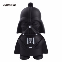 Star Wars Darth Vader Pen Drive Cartoon Usb Flash Drive Yoda Pendrive Cute Usb Memory Stick Anime Disk On Key(China)
