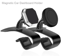 Magnetic Car Phone Holder Air Vent Clip Dashboard Suction Stands For Xiaomi Mi A1,Redmi 5a,Google Pixel 2/Pixel 2 XL(China)