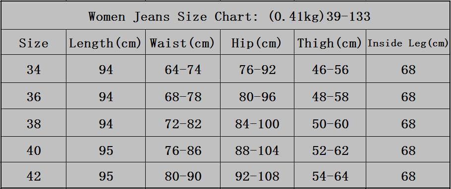 Hot Sexy High Waist Denim Stretchy Black Jeans Embroidery Rose Fashion Skinny Full Length Bodycon Tight Women Pencil Jeans Femme (6)