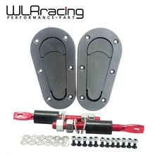 WLRING STORE- NEW D1 Generation Bonnet Pins Plus Flush Kit Hood Pin Plastic Without Lock WLR-BPK-D11(China)