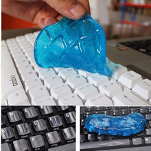 Magic Laptop Keyboard Cleaner Dust Cleaning Kitchen Household Eraser Compound Slimy Gel Wiper
