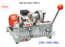 JZ-306AS  key  cutting machine  220v key duplicating machine  horizontal big motor locksmith tools