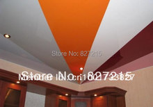 Sample Production for Original Stretch Ceiling Film