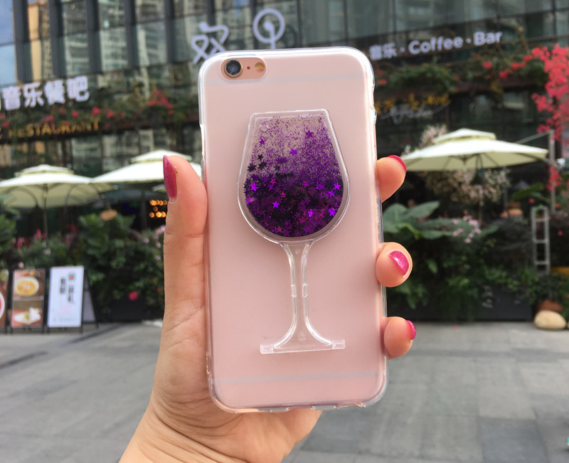 Cute Silicone Case for Meizu M2 Note Glitter Bling Sequins Soft Quicksand Flowing Phone Cover for Meizu M2 Note