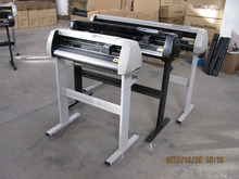 Good quality best price 24inch 500g Cutting Plotter 720mm vinyl cutter with artcut software(China)