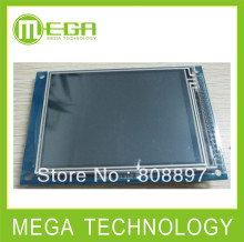 1pcs,3.2 inch TFT LCD  Module+touch panel+ Color Panel +  Drive IC : ILI9341  LCD 320x240 Touch LCD Screen  ( 3.2inch LCD )