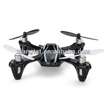 Upgraded New Version Hubsan X4 H107L GYRO 2.4G 4CH 6 axis Mini RC Helicopter Radio Control UFO Quadcopter Quad Copter RTF(China)