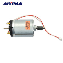AIYIMA 1pcs 545 DC DC12V-38V Generator High-quality Motor Wind Turbines 2400-6800RPM Free Shipping