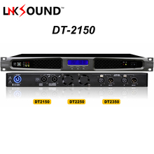 DT2150 2x150W amp 2 channel digital amplifier 2x250W@ 4ohms power amplifier class d amplifier Professional Audio Processor