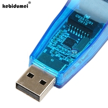 1 PCS USB Network Adapter Lan RJ45 Card 10/100Mbps Ethernet Store Hot Sale(China)