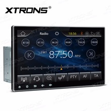 "XTRONS Universal 10.1"" HD Digital DAB+ Tuner Ready Touch Screen GPS Navigator Double Din Car DVD Player(China)"