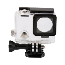 50yd Underwater Waterproof Camera Housing Case Cover For Gopro Hero 4/3+/3 Transparent Shockproof Diving Shell Box
