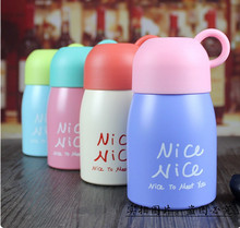 Meatball Big belly cup girl Stainless Steel Vacuum Thermos Pot Insulated Carafe Household Thermos Vacuum Flask Hot Water Kettle