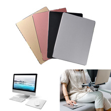 Gaming Aluminium Mouse Pad Non-slip Rubber Base Micro Sand Blasting Surface for Fast Accurate Control Q99 XXM(China)