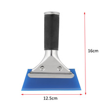 Blue Tinting Razor Blade Scraper Water Squeegee Tint Tool for Car Auto Film For Window Cleaning Durable easy to use