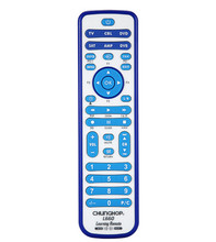 copy Combinational Universal Learning Remote Control For TV/SAT/DVD/CBL/DVB-T/AUX 3D SMART TV CE 1PCS Chunghop L660 copy(China)