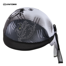 XINTOWN Outdoor Cycling Headbands Dragon & Tiger Bike Bicycle Sports Cap Bandana Hat Scarf(China)