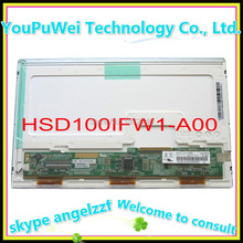 "10"" LED LCD SCREEN HSD100IFW1 A00 A01 A02 A04 A05 F01 F00 F02 F03 HSD100IFW4 FOR ASUS EEE PC 1000 1001HA 1005HA notebook"