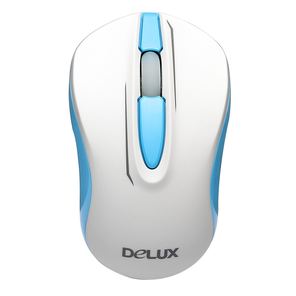 Delux wireless mouse